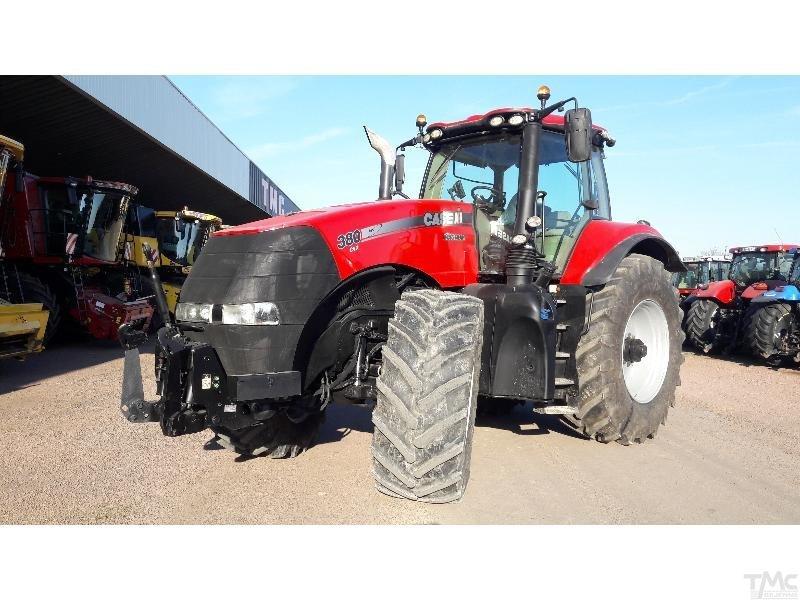 Tractor CASE IH MAGNUM 380 CVX
