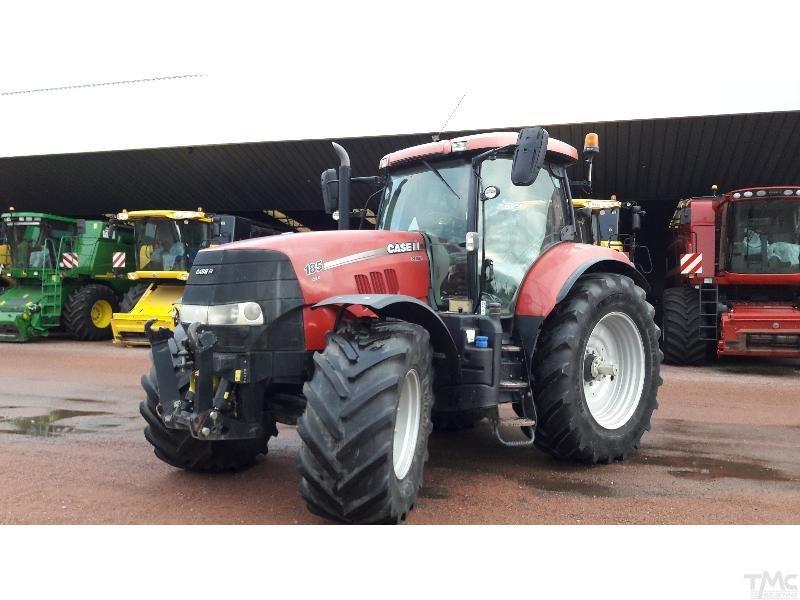 Tractor CASE IH PUMA 185 CVX