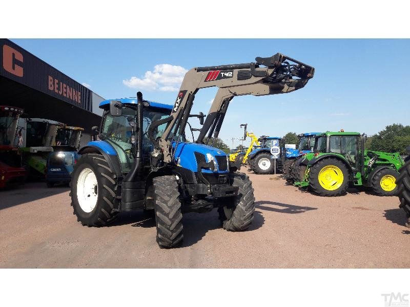 Tractor NEW-HOLLAND T6.165