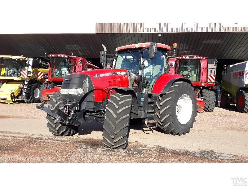 Tractor CASE IH PUMA 230 CVX