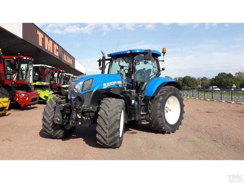 Tractor NEW-HOLLAND T7.185