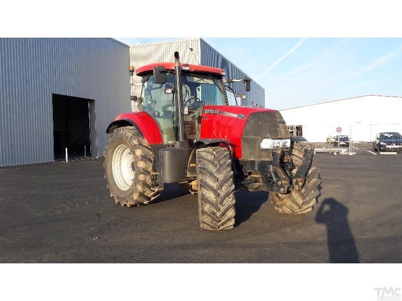 Tractor CASE IH PUMA 160